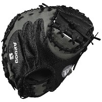 ウィルソン メンズ 野球 グローブ【Wilson A2000 1790 Superskin Catcher's Mitt】Black/Grey