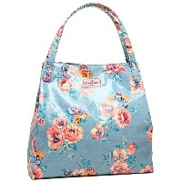 CATH KIDSTON バッグ キャスキッドソン 669900 SHOULDER TOTE WINDFLOWER BUNCH トートバッグ PALE BLUE