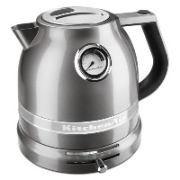 KitchenAid Pro Line Sugar Pearl Silver 1.5 Liter Electric Kettle by KitchenAid