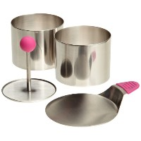 Ateco Food Rings Mold Set, 2-3/4-Inch by Ateco