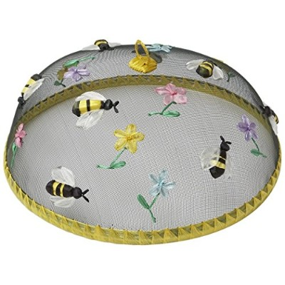 High Quality Round Bees Food Domes, 14-Inch
