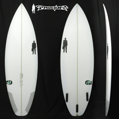 "【PROCTOR SURFBOARDS】プロクター サーフボード DA MONSTA V2 5'8""正規品 PROCTOR人気NO.1パフォーマンスシリーズ送料無料!"