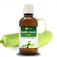 BOTTLE GOURD OIL (LAGENARIA SICERARIA) 100% NATURAL PURE CARRIER OIL 100ML
