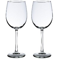 Lillian Rose G160 Wine Glasses, 19-Ounce, Clear, Set of 2 by Lillian Rose [並行輸入品]