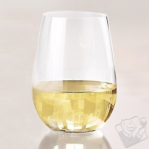 Riedel O Sauvignon Blanc / Riesling Stemless Wine Glasses ( Set of 6 )