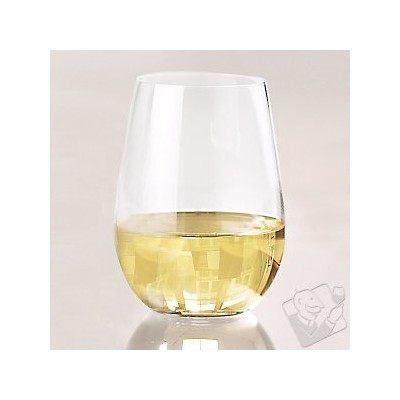 Riedel O Sauvignon Blanc / Riesling Stemless Wine Glasses ( Set of 6)