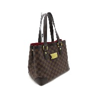 LOUIS VUITTON ルイヴィトン ダミエ ハムステッドPM トートバッグ N51205