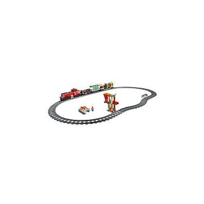 LEGO 3677 Red Cargo Train レゴ トレイン