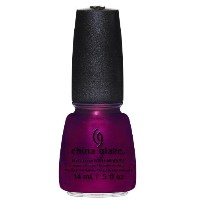 CHINA GLAZE Nail Lacquer - Autumn Nights - Don't Make Me Wine