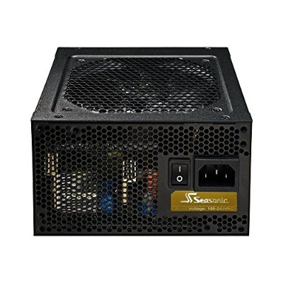 Seasonic X-850(SS-850KM3 Active PFC F3) 850W 80 Plus Gold ATX12V/EPS12V Power Supply [並行輸入品]