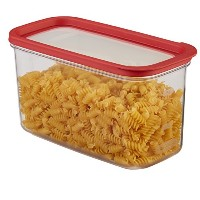 Rubbermaid 1840748 10-Cup Modular Dry Food Storage Zylar Container by Rubbermaid