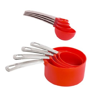 8ピースMeasuring Cup and Spoon Set – IKEAデザート