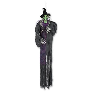 Beistle Wicked Witch Creepy Creature, 4-Feet 9-Inch by Beistle [並行輸入品]