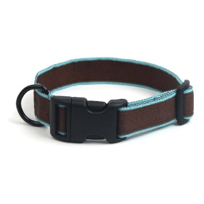 Paww Secret Agent Collar, Medium, Brown by Paww