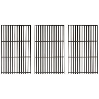 Music City Metals 50343 Porcelain Steel Wire Cooking Grid Replacement for Gas Grill Model Surefire...