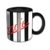 Blondie Parallel Line Mug