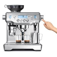 Breville BES980XL Oracle Espresso Machine, Silver [並行輸入品]