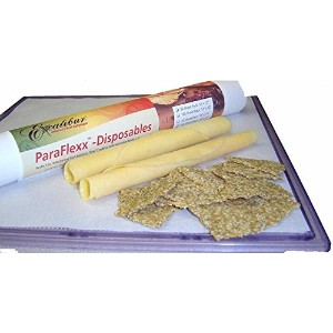 Paraflexx Disposable Parchment Paper Dehydrator Sheets - 12 X 12 - 100 Pack [並行輸入品]