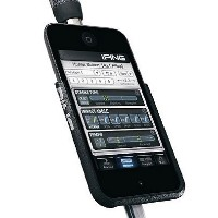 PING Putting Cradle for iPod Touch 4th Generation【ゴルフ 練習器具】
