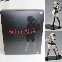 【中古】[FIG]セイバーオルタ メイドver Fate/hollow ataraxia Saber Alter アルター(20120831)