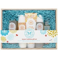 The Honest Company Bathtime Gift Set 5-Piece Set [並行輸入品]
