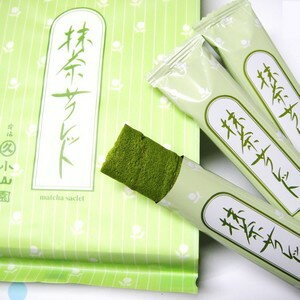 Matcha Saclet wafter 10 rolls S-05