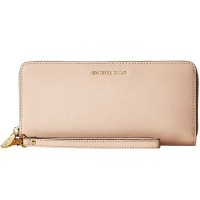 マイケル マイケルコース 長財布 Michael Michael Kors 32S5GTVE9LJet Set Travel Continental Wallet (SOFT PINK)...
