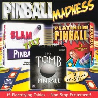 Pinball Madness Plus (Jewel Case) (輸入版)