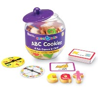 Learning Resources Goodie Games ABC Cookies 【英語玩具 アルファベット】おやつポット ABCクッキ- 正規品