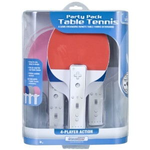 Table Tennis Party Pack