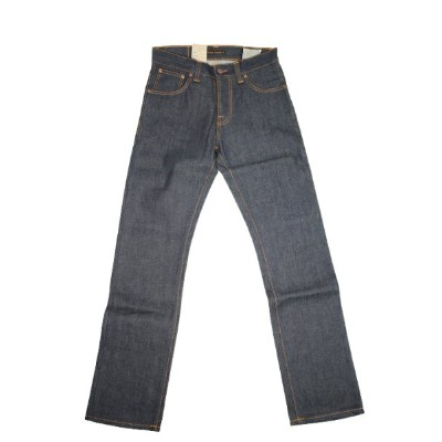 【NUDIE JEANS】AVERAGE JOE DRY DIRT ORGANIC(ヌーディージーンズ )
