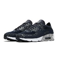NIKE AIR MAX 90 ULTRA 2.0 FLYKNIT(ナイキ エア マックス 90 ウルトラ 2.0 フライニット)COLLEGE NAVY/COLLEGE NAVY-WOLF...