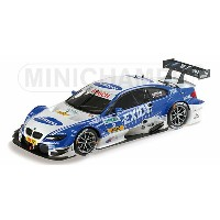 BMW 3シリーズ M3 TEAM RMG N 2 DTM SEASON 2012 J.HAND | BLUE WHITE /Minichampsミニチャンプス 1/18 ミニカー