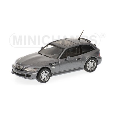 BMW | Z-SERIES M COUPE 2002 | GREY MET /Minichampsミニチャンプス 1/43 ミニカー