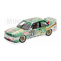 BMW | 3-SERIES M3 E30 TIC TAC TAUBER N 43 NORISRING RENNEN DTM 1991 A.BERG | WHITE AND GREEN ...