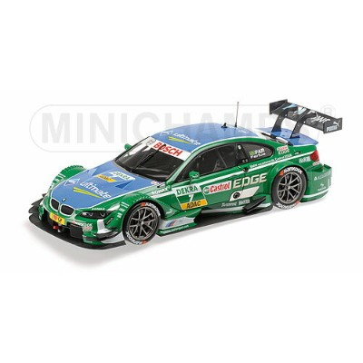BMW 3シリーズ M3 TEAM RBM N 7 SEASON DTM 2013 A.FARFUS | GREEN BLUETTE /Minichampsミニチャンプス 1/18 ミニカー