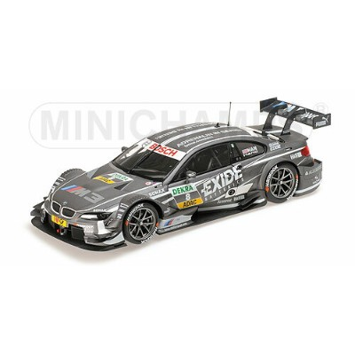 BMW 3シリーズ M3 TEAM RBM N 8 SEASON DTM 2013 J.HAND | GREY MET /Minichampsミニチャンプス 1/18 ミニカー