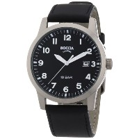 Boccia 597-03 - Men's Watch