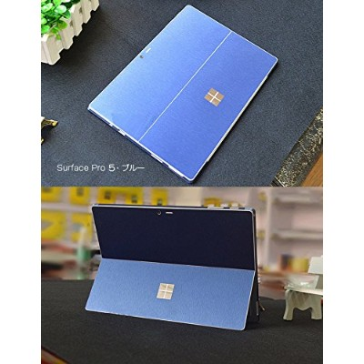 Surface Pro 5 2017モデル 背面保護フィルム 本体保護フィルム 後の保護フィルム マイクロソフト サーフェス/サーフェスプロ 第5世代 マイクロソフト タブレットPC...