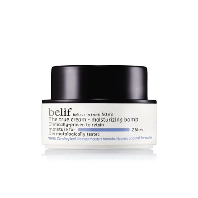 『belif The true cream-moisturizing bomb 50ml』 ビリーフ 水分爆弾クリーム50ml 【福袋】