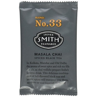 Steven Smith Teamaker - Full Leaf Black Tea No. 33 Masala Chai - 15 Sachet(s)
