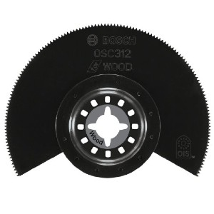 "3-1/2"" High-Carbon Steel Flush Cut Oscillating Blade-3-1/2"" WD SEGMENT BLADE (並行輸入品)"