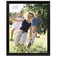 MCS Traditional Style Wood Frame in Black, 11 by 14-Inch (53625) by MCS [並行輸入品]