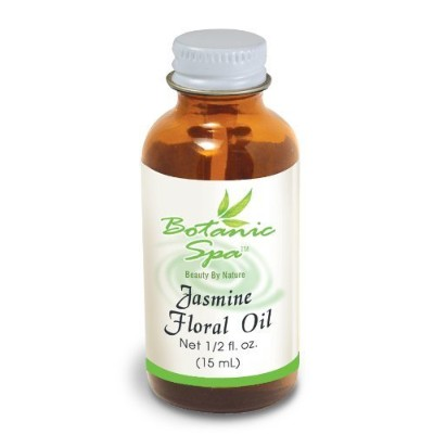 Botanic Choice Oil, Jasmine Floral, 0.5 Ounce by Botanic Choice [並行輸入品]