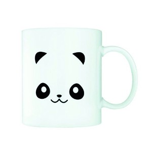 Gift Republic Shin Yu Panda Mug, Multicolor by Gift Republic [並行輸入品]