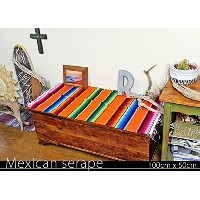 RUG&PIECE Mexican Serape made in mexcico ネイティブ メキシカン サラペ メキシコ製 (rug-5525)