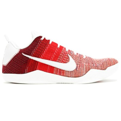 "Nike Kobe XI 11 Elite Low 4KB ""Red Horse"" メンズ University Red/Summit White/Team Red ナイキ コービー バッシュ"
