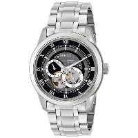 "ブローバ Bulova Men's 96A119 ""BVA"" Automatic Stainless Steel Watch with Link Bracelet [並行輸入品]"