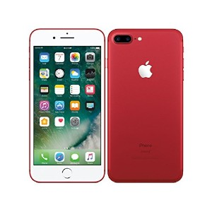 au iPhone7 Plus (PRODUCT) RED レッド 赤 Special Edition 128GB MPR22J/A