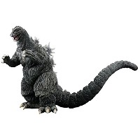 海洋堂 Sci-Fi MONSTER soft vinyl model kit collection ゴジラ1962 約200mm PVC製 未塗装組立キット